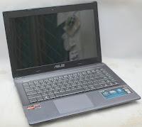 Jual Laptop Gaming Asus K45DR-VX039D Bekas