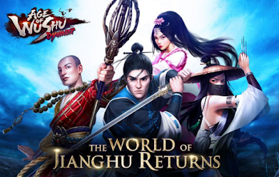 Download Age of Wushu Dynasty v1.3 Apk + Data Android