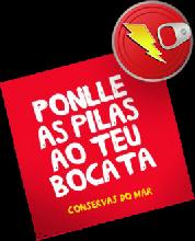PONLLE AS PILAS AO TEU BOCATA