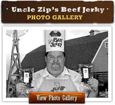 Uncle Zip's Beef Jerkey update from episode 204