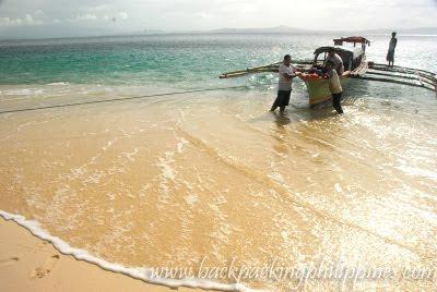 maculabo island paracale camarines norte