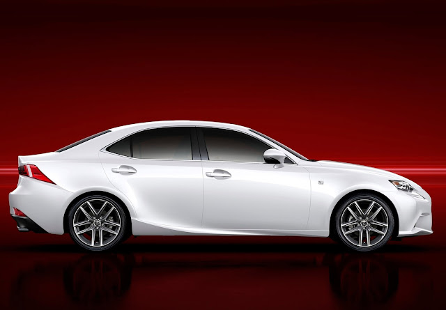 Lexus IS F-Sport 2014