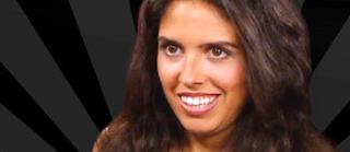 Mirela Cabero concursante de la voz
