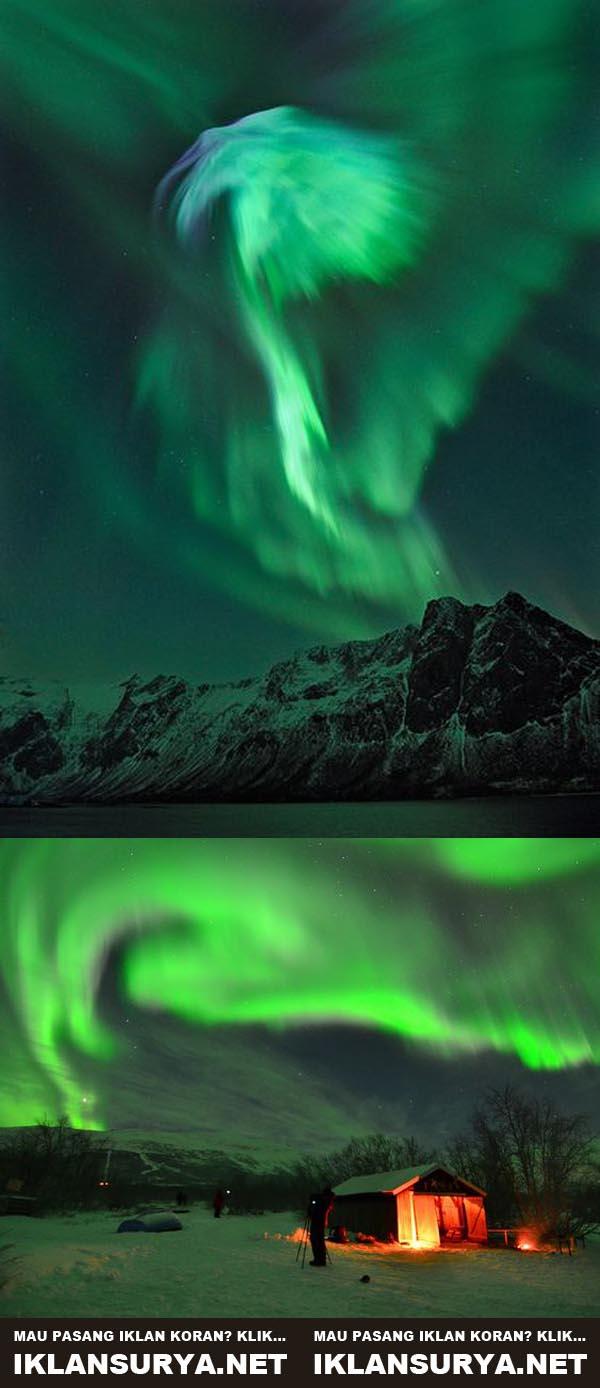 foto aurora