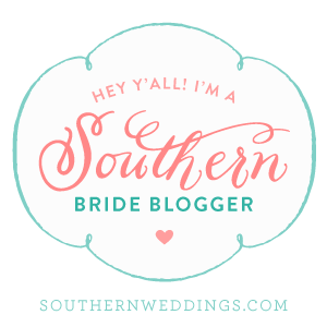 Southern Weddings Bride Blogger