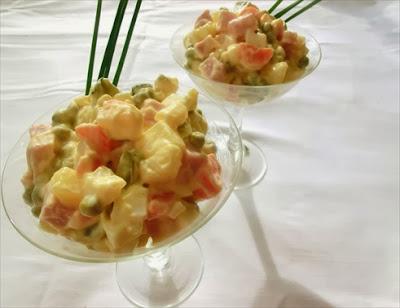 insalata russa / russian salad