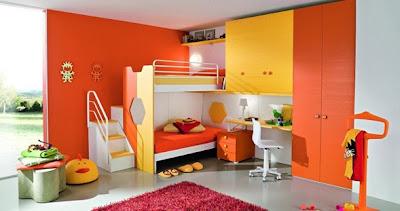 dormitorio litera para niñas