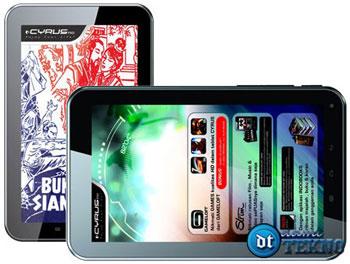 harga Cyrus AtomPad Wi-Fi 8 GB
