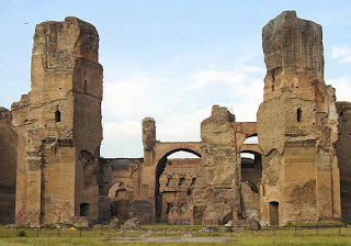 Baths of Caracalla (Термы Каракаллы)