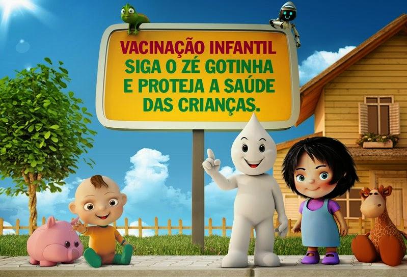 A Secretaria Municipal de Saúde de Inhapi realizará Vacinação contra a Paralisia e Sarampo