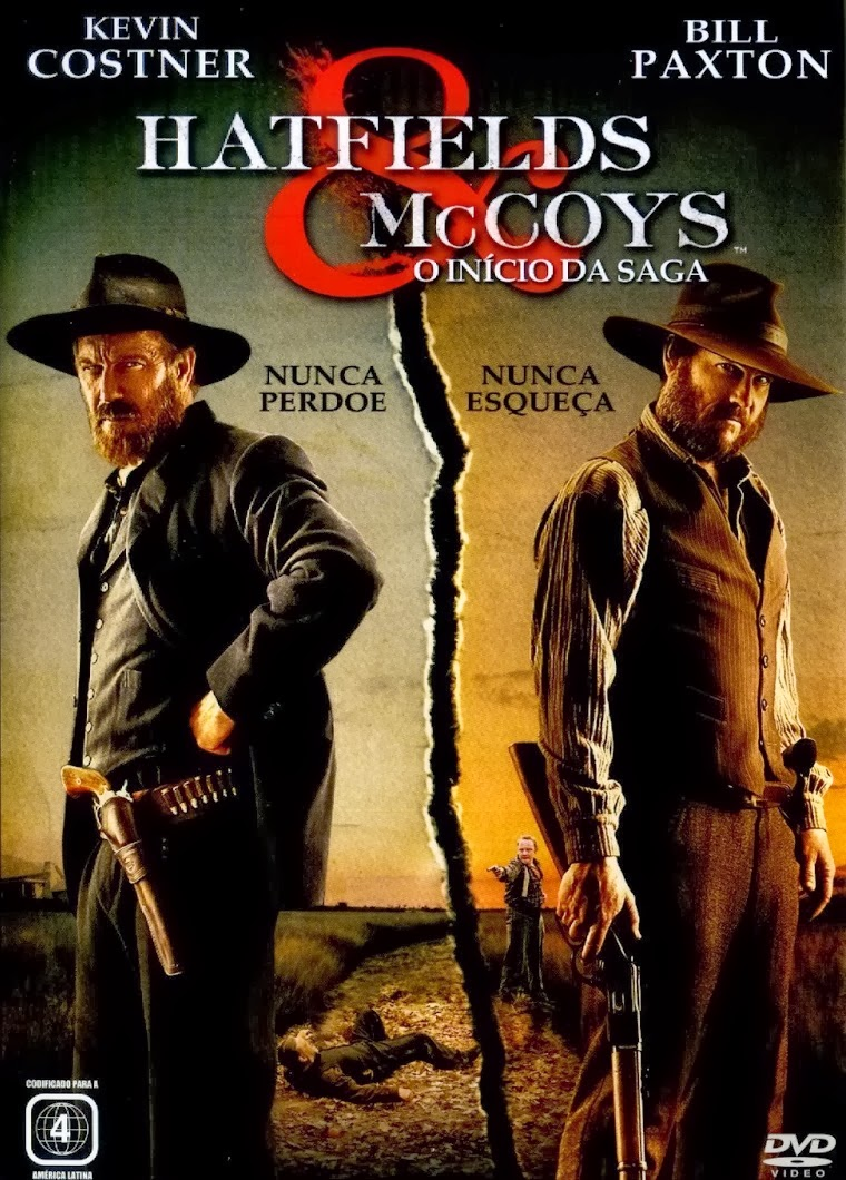 Hatfields e McCoys: O Inicio Da Saga – Dublado (2012)
