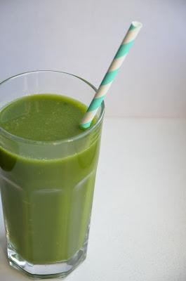 fresh green juice