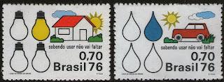 Selo Preservação de Recursos Econômicos - 1976