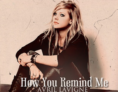 Avril Lavigne - How You Remind Me Lyrics