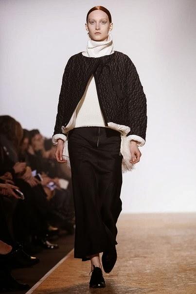 Paris Fashion Week Fall'14: Ника Коул в шоу Pascal Millet, Lanvin, Guy Laroche, Chalayan, Kenzo, A.F. Vandevorst, Sharon Wauchob, Veronique Leroy, Ter Et Bantine