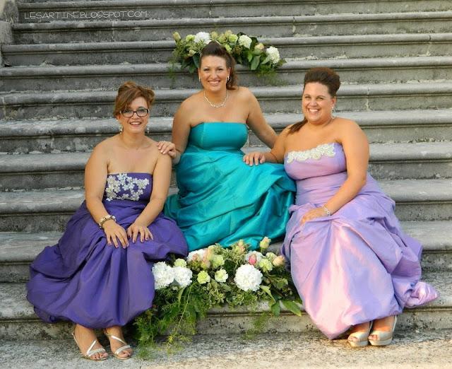 Matrimonio Tema Famiglia : Le sartine matrimonio in famiglia