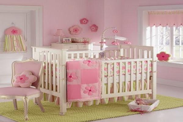 D coration chambre b b fille b b et d coration for Decorer chambre bebe