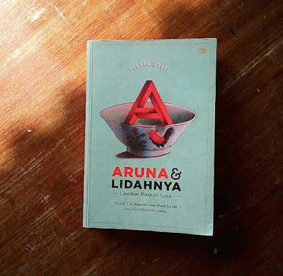 (Review Buku) Aruna dan Lidahnya