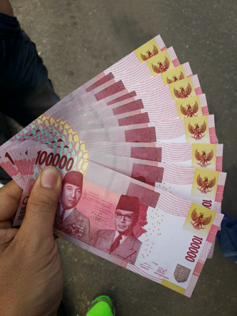 Gambar Uang 100rb (seratus ribu) baru 2014 - Disini Aja