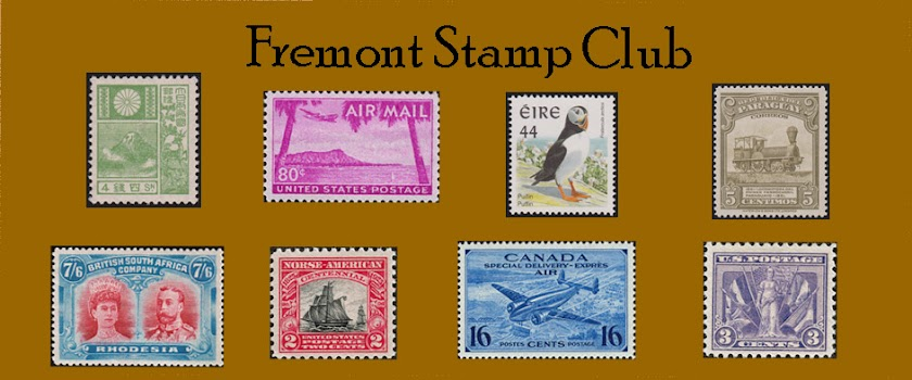 Fremont Stamp Club