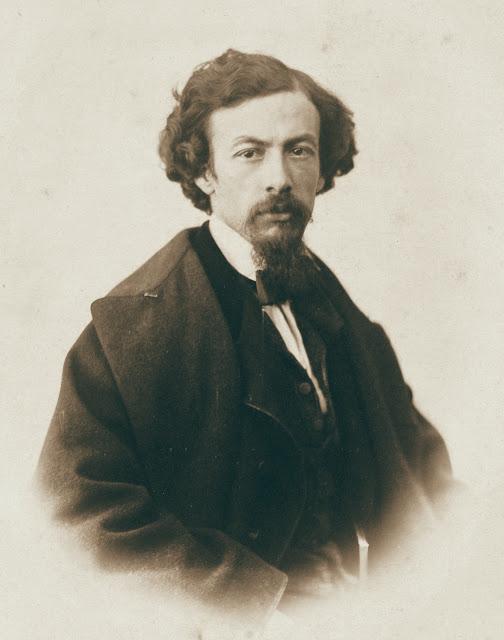 Gustave Le Gray, Self-portrait