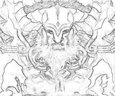 Diablo 3 Barbarian Great War Yumiko Fujiwara