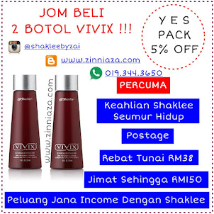 Promosi Vivix Sepanjang April 2016