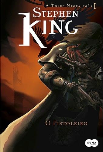 Hora de Ler: O Pistoleiro - Stephen King (Torre Negra)