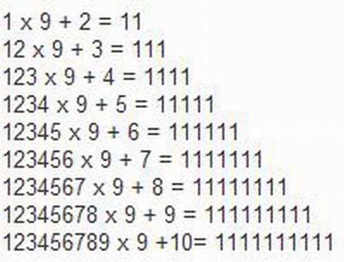 Belezas da Matemática