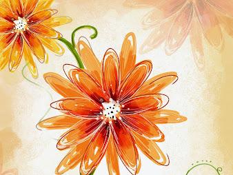 #7 Delightful Flowers Art