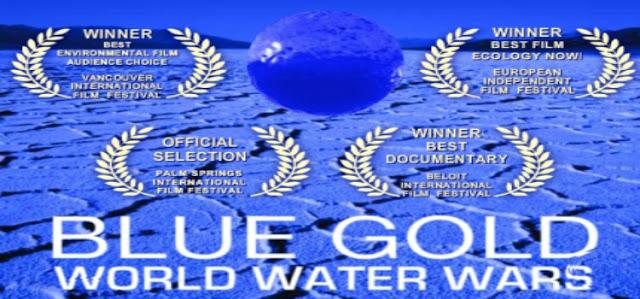 Oro Azul, la guerra del agua - Documental