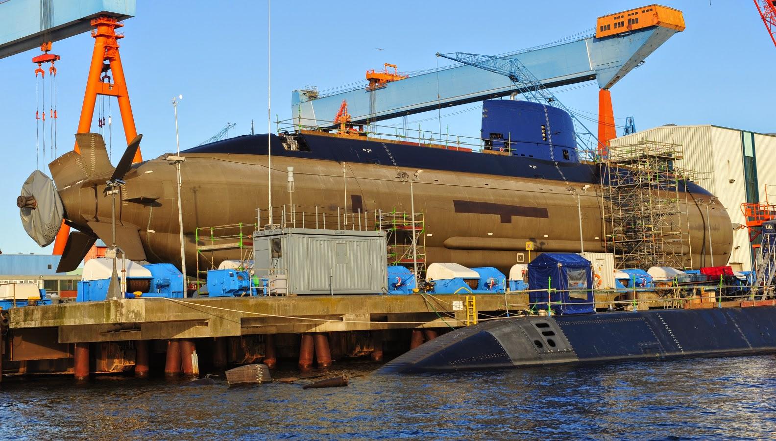 сколько подводных лодок в израиле