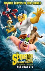 Sinopsis Film The SpongeBob Movie: Sponge Out of Water (2015)