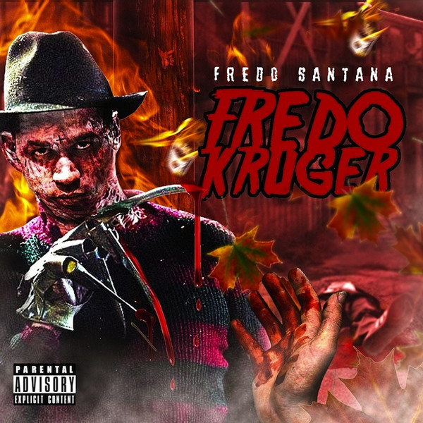 Fredo Santana - Fredo Kruger [iTunes Mixtape] Cover