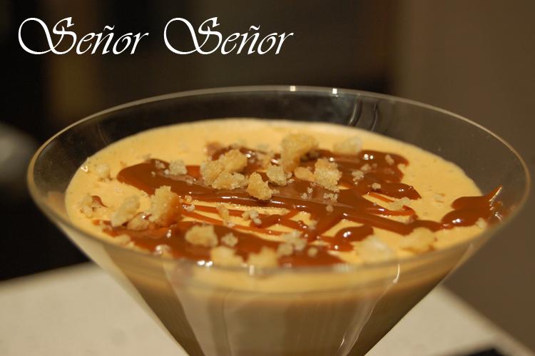 Mousse de dulce de leche | Receta de Sergio