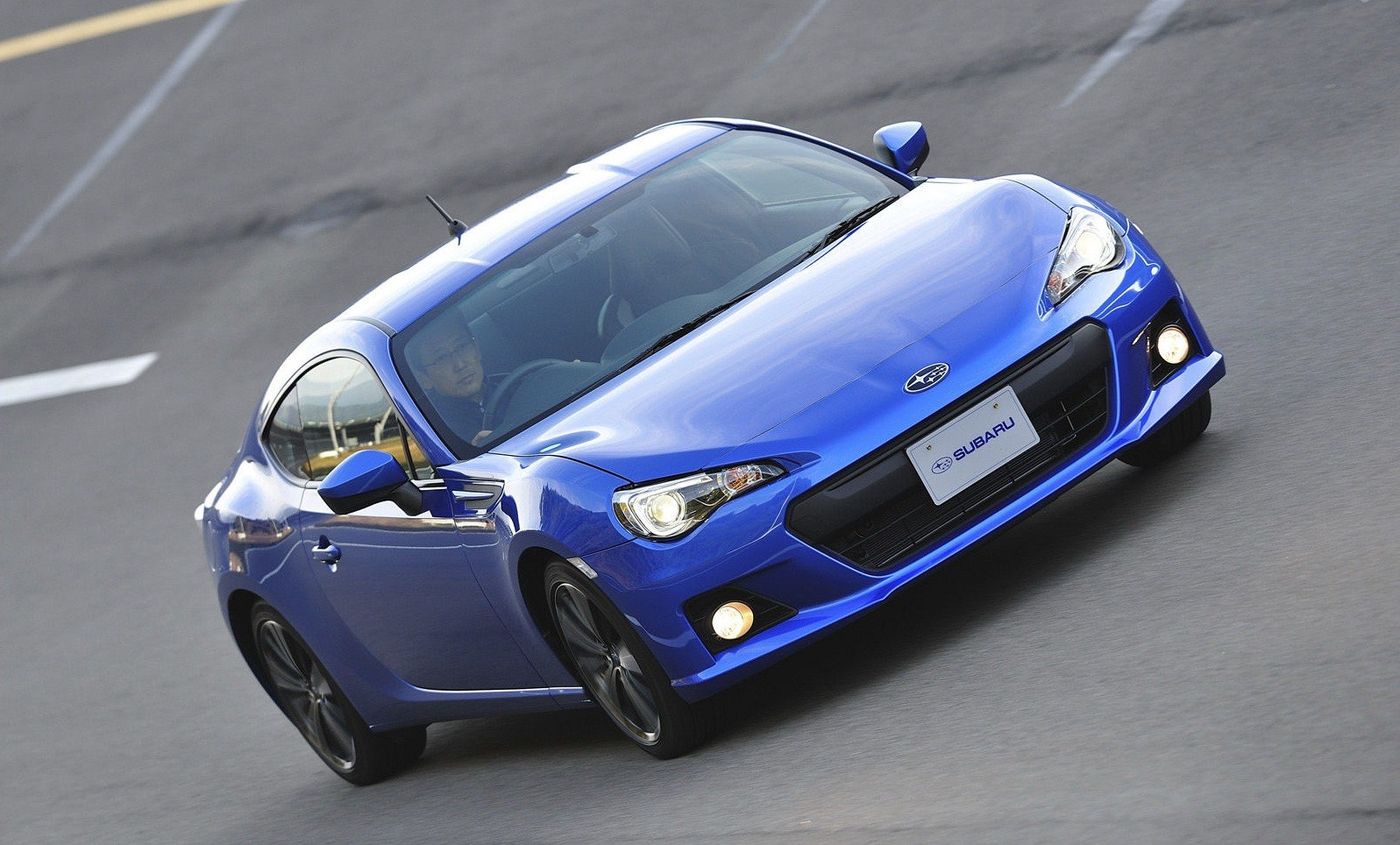 Subaru BRZ Turbo 1462 Wallpaper