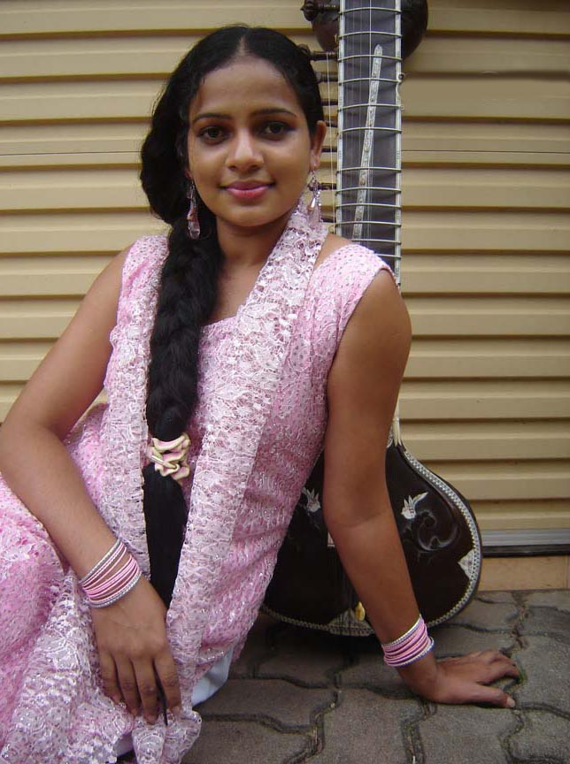 Sri Lankan Actress Umayangana Wickramasingha