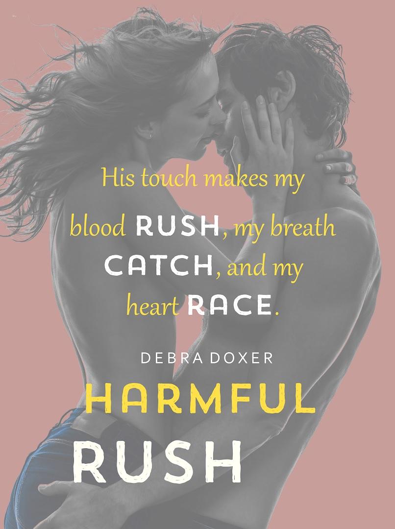 Harmful Rush Cover Reveal