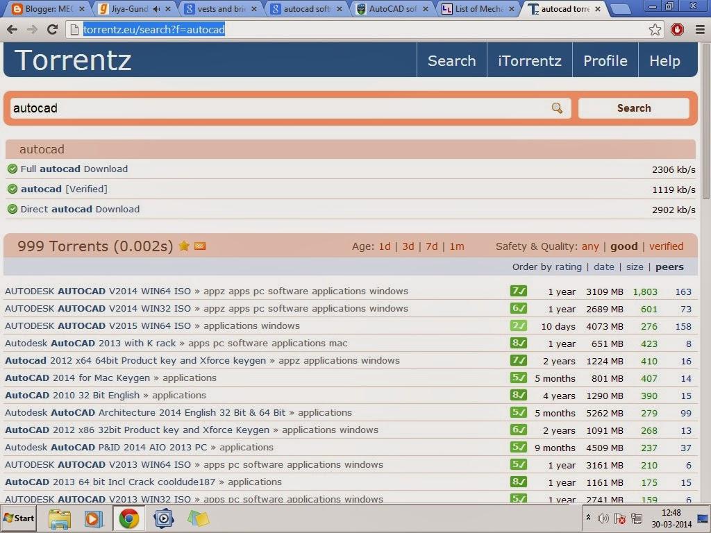 autocad 2007 torrent download kickass