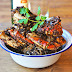 Singapore Black Pepper Crabs
