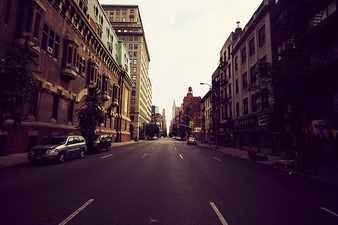 Las calles en los sueños