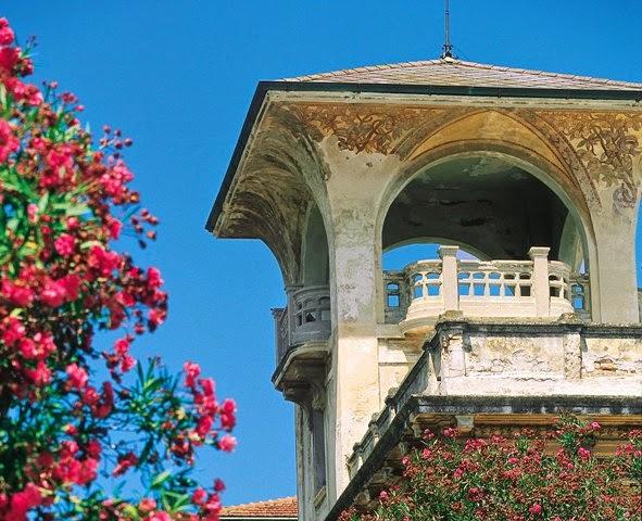 Viaggio nel Liberty fra i villini e giardini di Roma: visita guidata