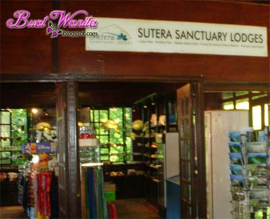 Menginap Di Sutera Sunctuary Lodges Sabah