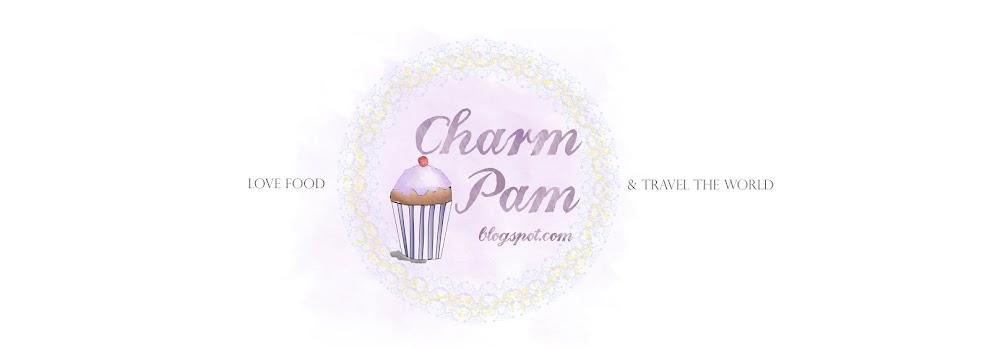 Charmpam cakes