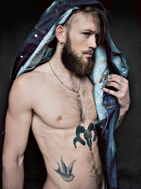 Declan-John Geragthy Tattoos