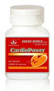 Green World Cardio Power Capsule