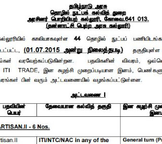 GCT Coimbatore Recruitments