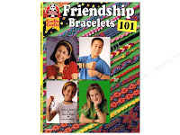 Friendship Bracelet Pattern Books