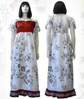 Model Baju Batik Korea Terbaru