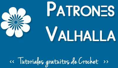 PATRONES VALHALLA // Patrones gratis de ganchillo